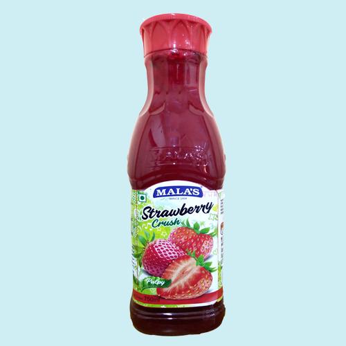Malas Fruit Crush-Strawberry