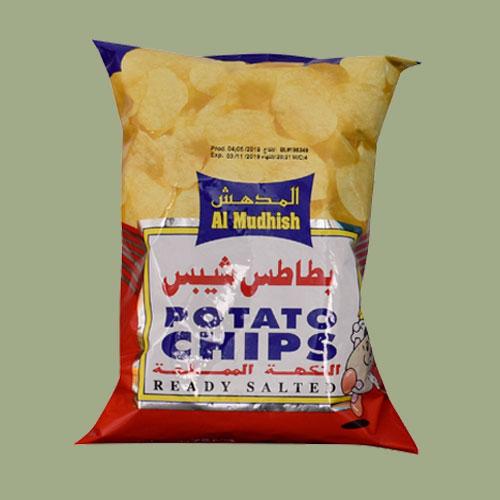 Al Mudhish Chips Salted