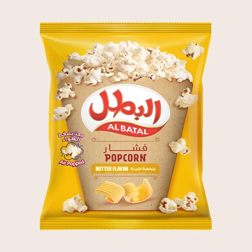 Al Batal Popcorn-Butter