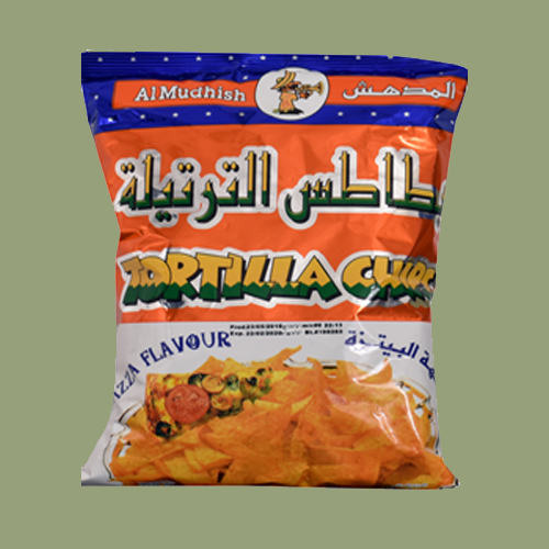 Al Mudhish Tortilla Chips-Pizza