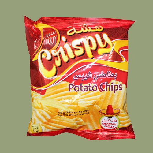 Suroor Potato Chips-Mexican Chilli