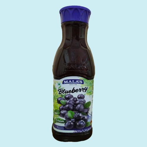 Malas Fruit Crush-Blueberry